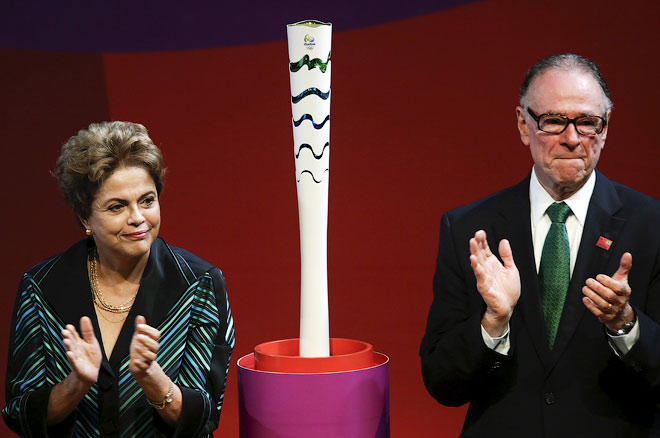 Бразильский факел лучше сочинского?