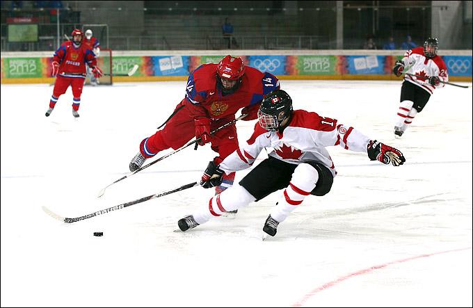 Даниил Вовченко в составе молодёжной сборной России