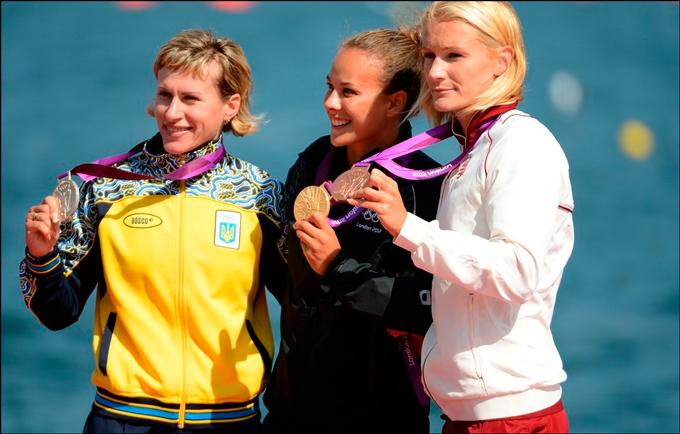 Инна Осипенко-Радомская, Лайза Керрингтон и Наташа Душев-Янич