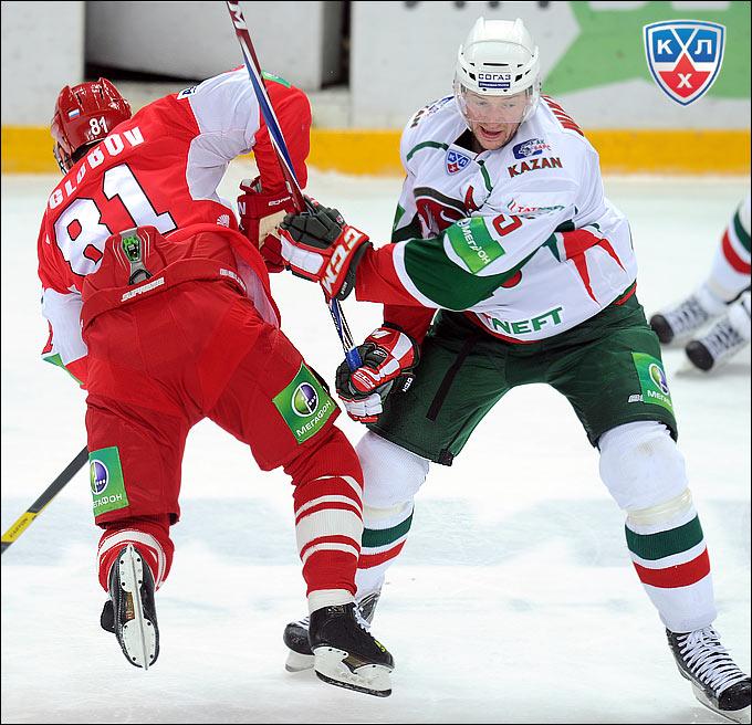 Александр Суглобов против Ильи Никулина