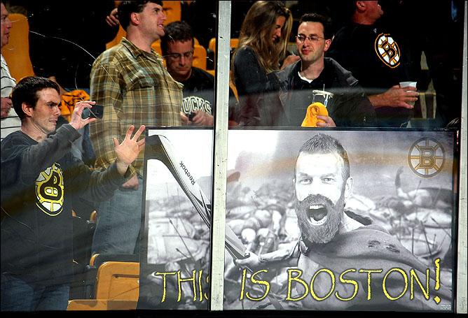 """13 июня 2011 года. Бостон. Финал Кубка Стэнли. Матч № 6. """"Бостон Брюинз"""" – """"Ванкувер Кэнакс"""" – 5:2"""