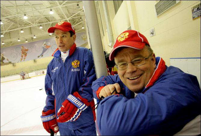Вячеслав Быков и Игорь Захаркин. Фото 04.