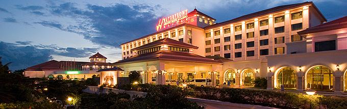 Филиппинское казино, гостеприимно принявшее APPT