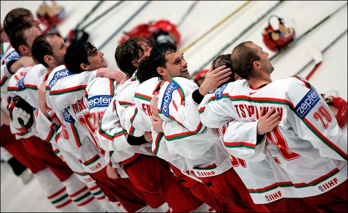 Кто знает, быть может первым европейским чемпионом нового времени станет сборная Белоруссии?