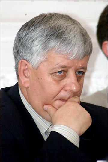 "Президент ""Авангарда"" Александр Стерлягов"