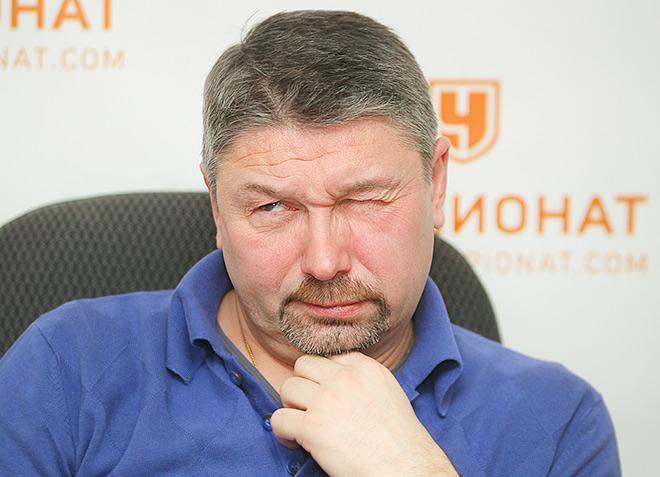 Александр Черенков рассказал журналистам «Чемпионата» много интересных историй из жизни судьи