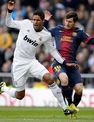 "02.03.2013. Чемпионат Испании. ""Реал"" — ""Барселона"" — 2:1"