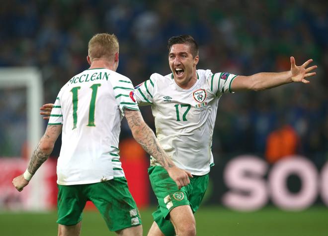 Мгновения 13-го игрового дня Евро-2016