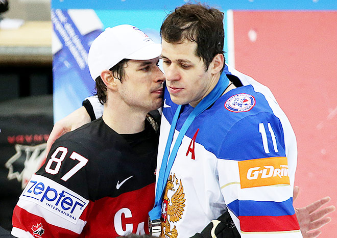 ЧМ-2015. Финал. Канада – Россия – 6:1