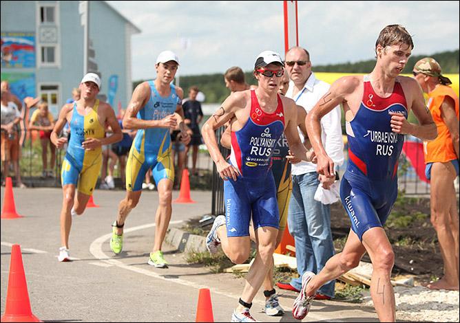 Заключительной дисциплиной триатлона является бег