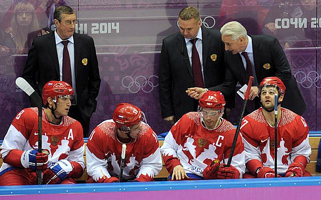 Победы в Сочи от сборной России мы не дождались