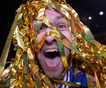 Лучший либеро чемпионата Европы-2013 — Алексей Вербов