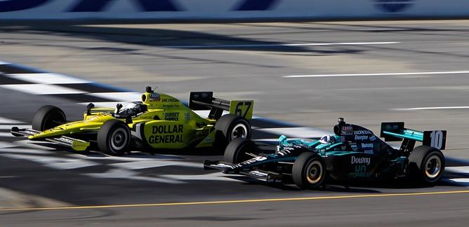 Сверхплотный IndyCar