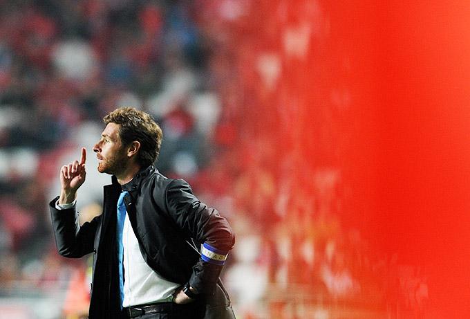 "07.08.2010. Суперкубок Португалии. ""Порту"" — ""Бенфика"" — 2:0. Андре Виллаш-Боаш"