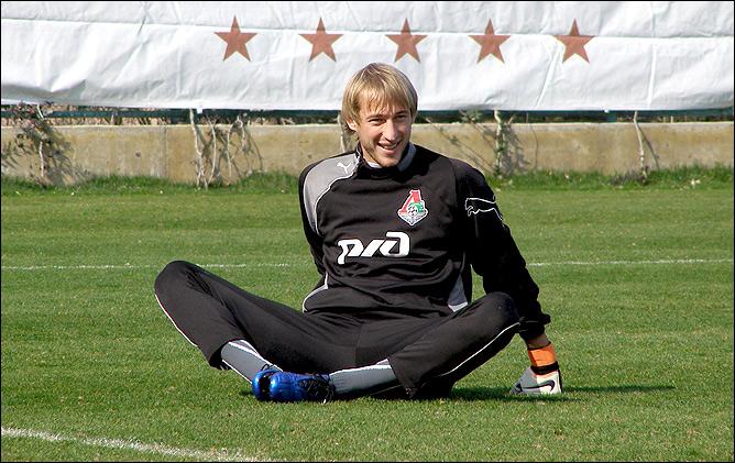 Антон Амельченко.