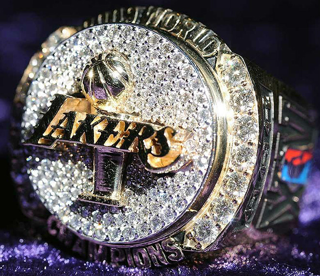 2009. «Лос-Анджелес Лейкерс»
