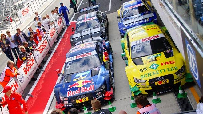 Вторая квалификация на Moscow Raceway принесла сверхплотные результаты