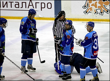 "Как дела, МХЛ-Б? ХК ""Белгород"""