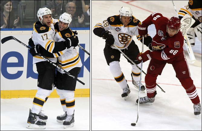 11.10.2010. НХЛ. Обзор дня. Фото 01
