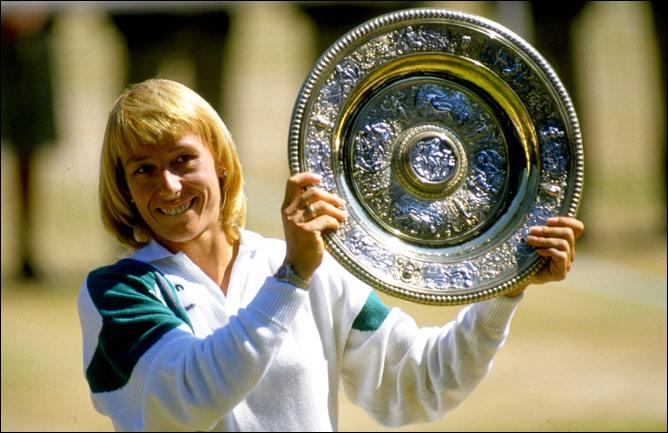 Мартина Навратилова, США – 9 титулов (1978, 1979, 1982 – 1987, 1990)