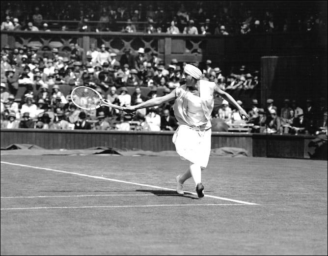 Сюзанн Ленглен, Франция – 6 титулов (1919 – 1923, 1925)