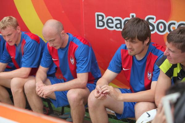 Опыт и мастерство Рустами Шахмельяна не способствовало удачному дебюту ЦСКА