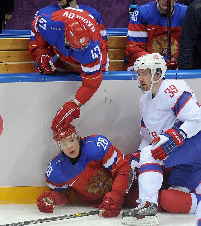 Окажутся ли Сёмин и Радулов в одной команде?