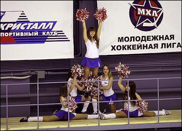 "Как дела, МХЛ? ""Кристалл"" (Бердск)"