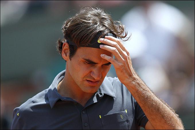 Роджер отдаёт почти всем соперникам по одному сету