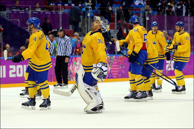 """Ну, за Швецию!"""