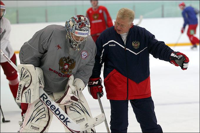 Семен Варламов и Владимир Мышкин