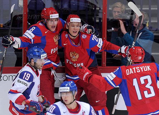 Александр Сёмин — чемпион мира
