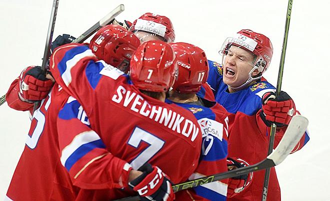 Россия прошла групповой этап без поражений