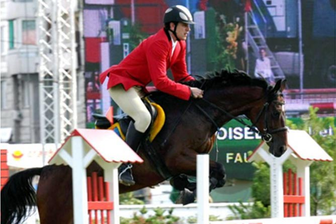Двукратный Олимпийский чемпион Андрей Моисеев