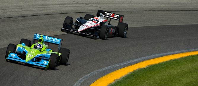 Indycar: финиш сезона