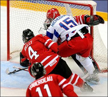 Решающий гол Валерия Ничушкина на молодежном чемпионате мира