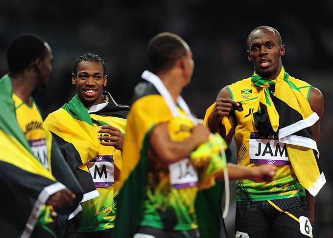 Лондон-2012. Лёгкая атлетика. Сборная Ямайки