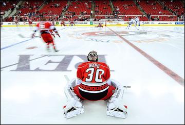 """Как дела, НХЛ? """"Каролина Харрикейнз"""". Кэм Уорд"""