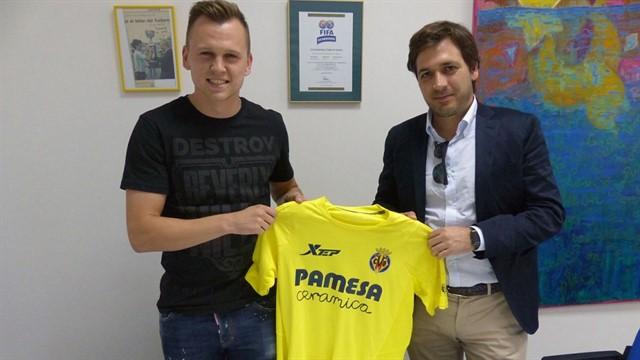 Черышев подписал с «Вильярреалом» контракт до 2021 года