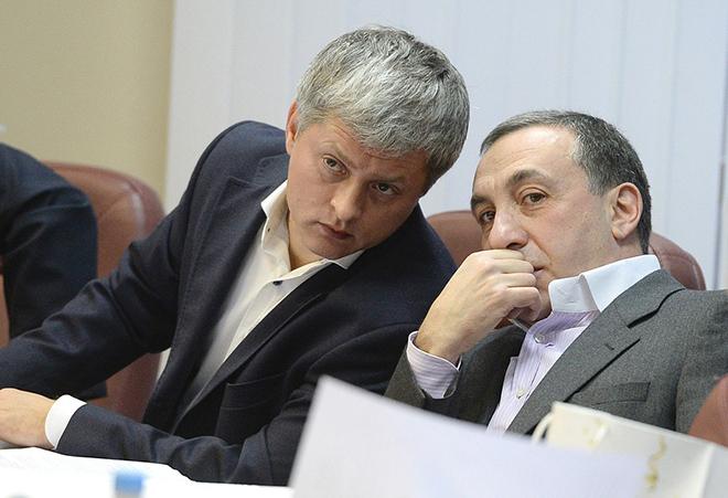 Игорь Ефремов и Евгений Гинер