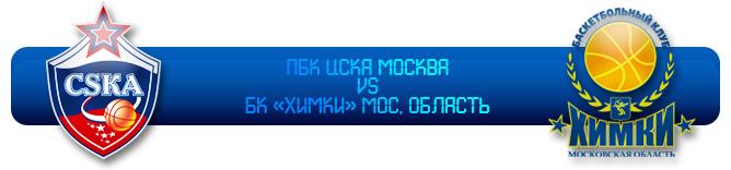 Колаж ЦСКА - Химки