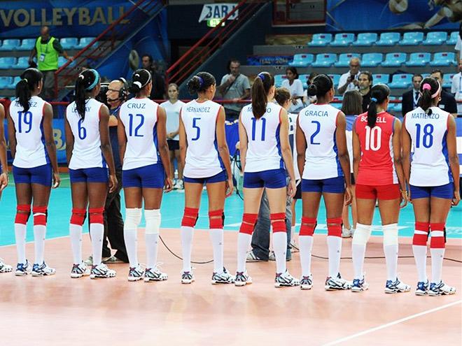 Сборная Кубы на чемпионате мира сумела выиграть лишь одну партию