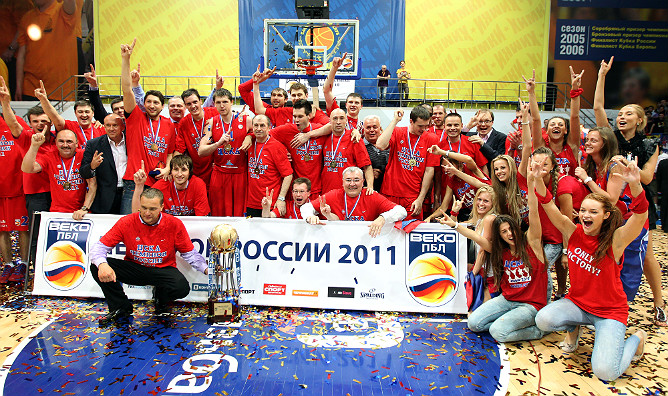 ЦСКА (Москва) – чемпион России