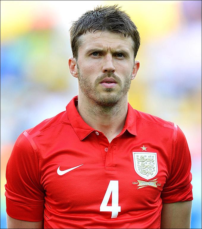 Майкл Кэррик. 32 года. Англия