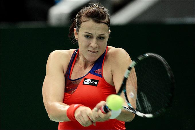 Анастасия Павлюченкова вышла в плей-офф Софии