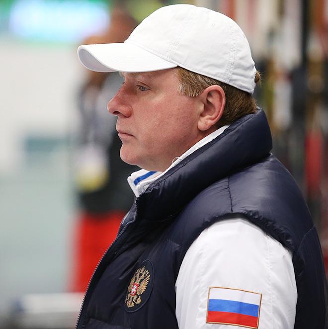 Глава скаутской службы сборной России Алексей Жамнов
