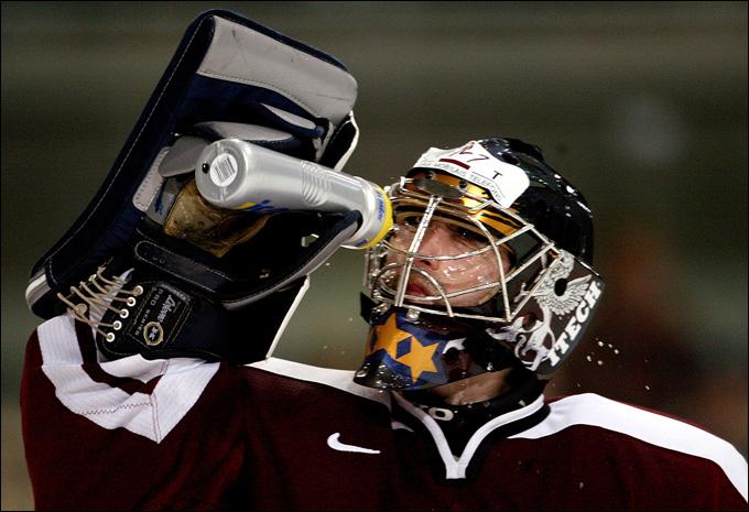 Артур Ирбе в сборной Латвии, 2005 год