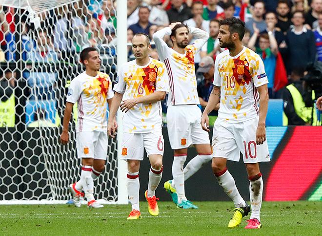 Мгновения 16-го дня Евро-2016