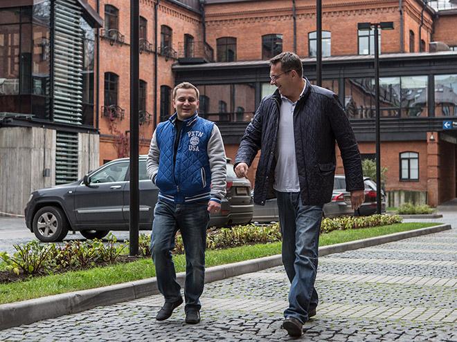 Андрей Назаров в гостях у «Чемпионата»