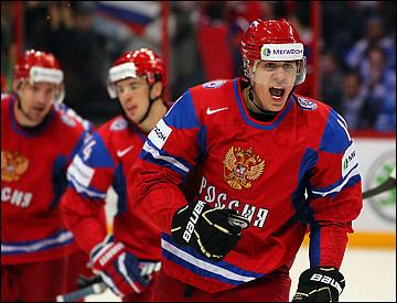 Сейчас Евгений — лидер сборной России